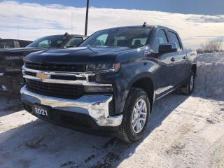 New 2021 Chevrolet Silverado 1500 LT for sale in Napanee, ON