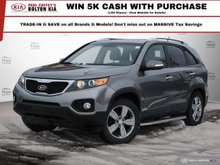 Used 2013 Kia Sorento EX for sale in Bolton, ON