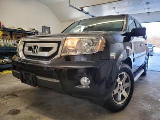 Used 2010 Honda Pilot 4WD 4dr Touring for sale in Oshawa, ON