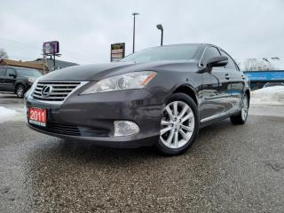 Used 2011 Lexus ES 350 4dr Sdn for sale in Oshawa, ON