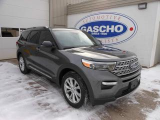 Used 2020 Ford Explorer Limited AWD | Navigation | Heated & Cooled Seats | 6 Passenger for sale in Kitchener, ON