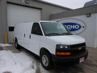 Used 2020 Chevrolet Express 2500 Cargo Extended | 155