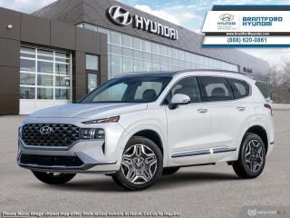 New 2021 Hyundai Santa Fe Ultimate Caligraphy AWD for sale in Brantford, ON