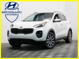 Used 2018 Kia Sportage AWD EX PREMIUM TOIT PANO CUIR CAM DE RECUL MAGS for sale in Brossard, QC