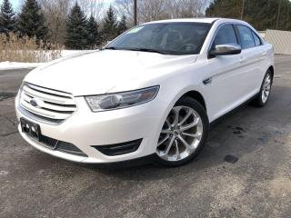 Used 2018 Ford Taurus Limited AWD for sale in Cayuga, ON