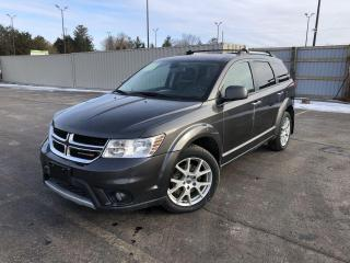 Used 2018 Dodge Journey GT AWD for sale in Cayuga, ON