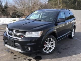 Used 2016 Dodge Journey R/T AWD for sale in Cayuga, ON