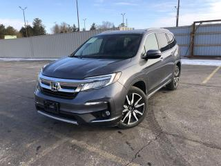 Used 2020 Honda Pilot Touring 4WD for sale in Cayuga, ON