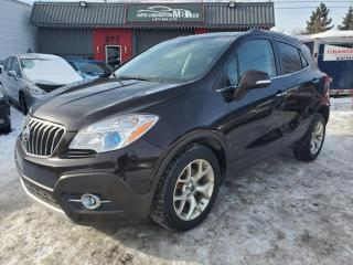 Used 2014 Buick Encore 2014 BUICK ENCORE**58.00$/SEM**CUIR,TOIT for sale in Lemoyne, QC