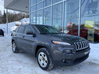 Used 2016 Jeep Cherokee NORTH , 4X4 , SIÈGE CHAUFFANT , VOLANT C for sale in Ste-Agathe-des-Monts, QC