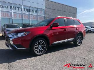 Used 2020 Mitsubishi Outlander EX S-AWC+TOIT+A/C BI-ZONE+7PASSAGERS+APPLECARPLAY for sale in St-Hubert, QC