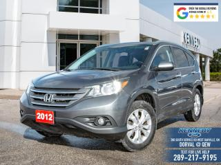 Used 2012 Honda CR-V Touring for sale in Oakville, ON