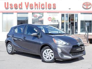 Used 2016 Toyota Prius c C HB YES WE ARE OPEN! for sale in North York, ON