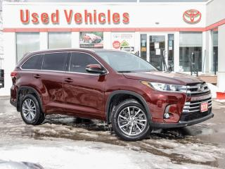 Used 2018 Toyota Highlander AWD XLE | COMING SOON for sale in North York, ON