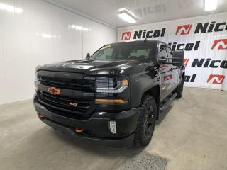 Used 2019 Chevrolet Silverado 1500 LT 5.3L ECOTEC3 VO avec gestion active du carburant for sale in La Sarre, QC