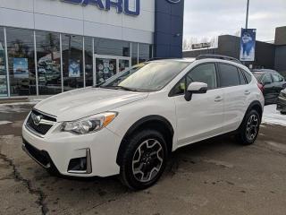 Used 2017 Subaru XV Crosstrek Limited for sale in Charlottetown, PE