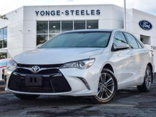 Used 2017 Toyota Camry SE for sale in Thornhill, ON