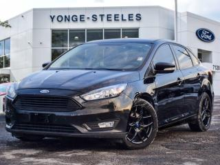 Used 2017 Ford Focus SEL for sale in Thornhill, ON