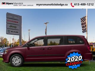 New 2020 Dodge Grand Caravan Premium Plus  - $209 B/W for sale in Ottawa, ON