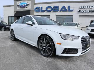 Used 2017 Audi A4 Progressiv for sale in Ottawa, ON