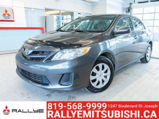 Used 2013 Toyota Corolla LE for sale in Gatineau, QC