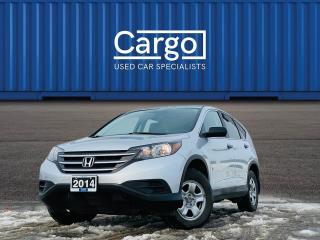 Used 2014 Honda CR-V LX AWD for sale in Stratford, ON