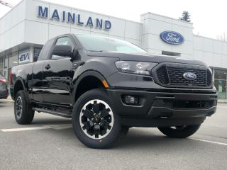 New 2021 Ford Ranger XL 101A for sale in Surrey, BC