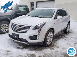 Used 2018 Cadillac XT5 Platinum AWD for sale in Kingston, ON