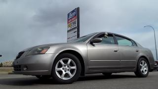Used 2006 Nissan Altima 2.5 S for sale in Brandon, MB