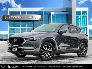 Used 2018 Mazda CX-5 GT Grand Touring for sale in Cobourg, ON