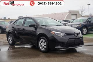 Used 2016 Toyota Corolla CE for sale in Hamilton, ON