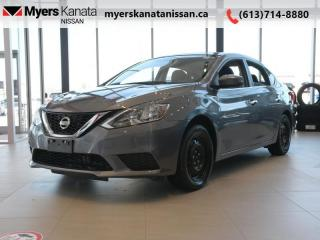 Used 2016 Nissan Sentra S  - Bluetooth -  Power Windows for sale in Kanata, ON