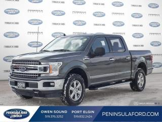 Used 2019 Ford F-150 5.0L, XLT, TOW PACKAGE!!! for sale in Port Elgin, ON