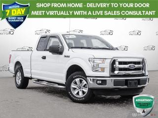 Used 2016 Ford F-150 XLT | NO ACCIDENTS | SUPERCAB | for sale in Barrie, ON