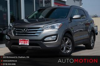 Used 2015 Hyundai Santa Fe Sport VERY CLEAN HEATED SEATS LIGHT INTERIOR for sale in Chatham, ON