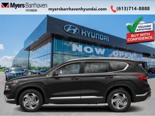 New 2021 Hyundai Santa Fe Preferred AWD  -  Heated Seats - $228 B/W for sale in Nepean, ON