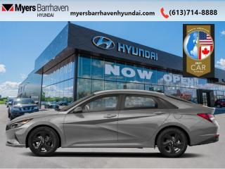 New 2021 Hyundai Elantra Preferred w/Sun & Tech Package IVT  - $164 B/W for sale in Nepean, ON