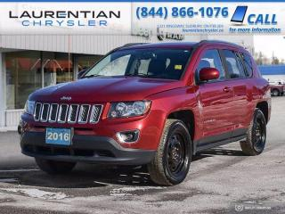 Used 2016 Jeep Compass High Altitude!!  4WD!!  HEATED SEATS!! for sale in Sudbury, ON