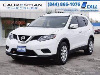 Used 2016 Nissan Rogue BACKUP CAMERA!! AWD!! BLUETOOTH!! for sale in Sudbury, ON