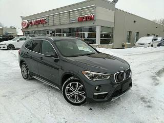 Used 2016 BMW X1 xDrive28i for sale in Milton, ON