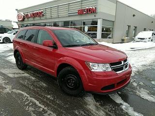 Used 2018 Dodge Journey CVP/SE for sale in Milton, ON