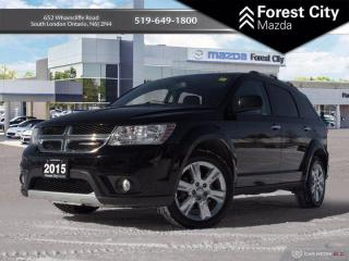 Used 2015 Dodge Journey 7 PASSENGER | LOW KM for sale in London, ON