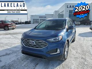 New 2020 Ford Edge Titanium for sale in Prince Albert, SK