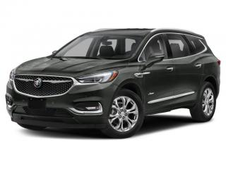 New 2021 Buick Enclave Avenir for sale in Brockville, ON