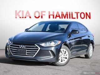 Used 2017 Hyundai Elantra LE for sale in Hamilton, ON