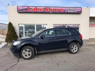 Used 2015 Chevrolet Equinox Ls Bluetooth for sale in Tilbury, ON
