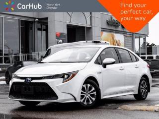 Used 2021 Toyota Corolla Hybrid for sale in Thornhill, ON