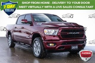 Used 2019 RAM 1500 Big Horn ONE OWNER LEASE RETURN for sale in Innisfil, ON