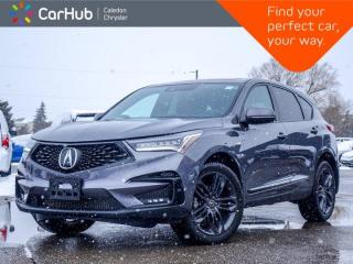 New 2019 Acura RDX A-Spec AWD Navigation Panoramic Sunroof Leather Backup Camera Bluetooth Leather 20