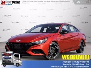 New 2021 Hyundai Elantra N LINE for sale in Mississauga, ON